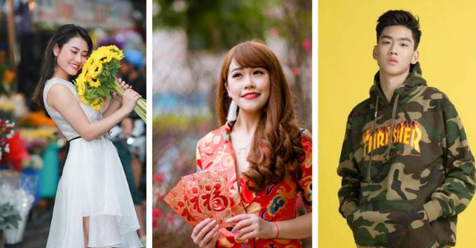 Cộng đồng mạng - Dàn hotgirl, hotboy nổi tiếng mạng xã hội chia sẻ kỷ niệm đáng nhớ về Tết Nguyên đán