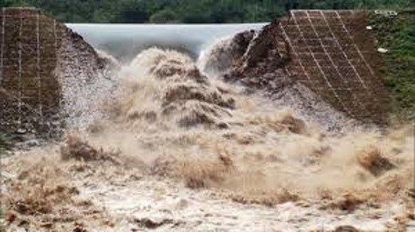 Môi trường - Dân bàng hoàng vì vỡ bờ đập xử lý vàng khiến cá chết hàng loạt