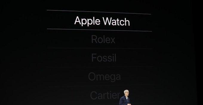 Cuộc sống số - Apple Watch qua mặt ngành đồng hồ Thụy Sỹ về doanh số