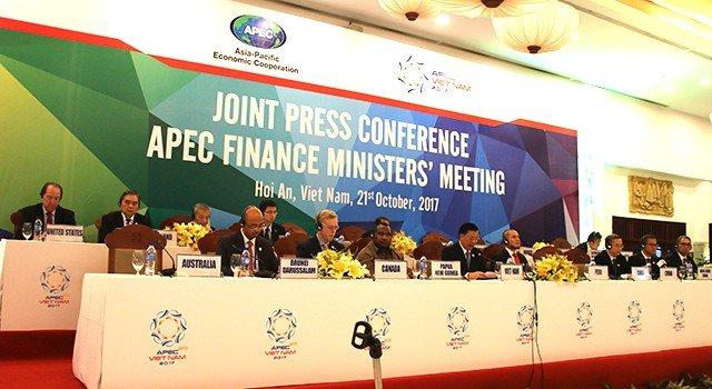 Xã hội - Bộ trưởng Tài chính 21 nền kinh tế APEC đã có tuyên bố chung