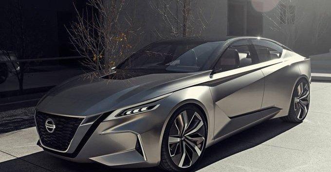 Thị trường xe - Nissan Altima 2019 - Cuộc lột xác của Teana trên đất Mỹ?