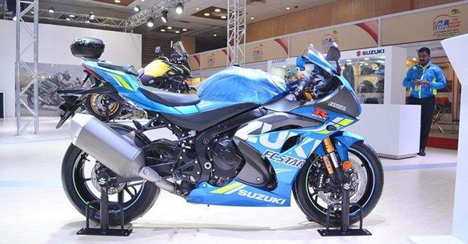 Thị trường xe - Suzuki tung 'ông hoàng Sportbike' GSX-R1000R 2018 mới