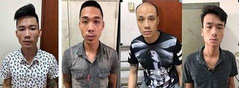 An ninh - Hình sự - Ổ nhóm dùng súng đòi nợ thuê ở Hà Nội bị bắt giữ