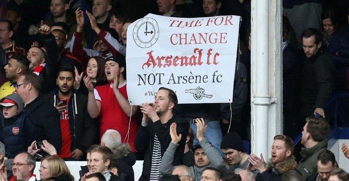 Bình luận - Đi thôi Wenger, đâu ai còn động lực cống hiến
