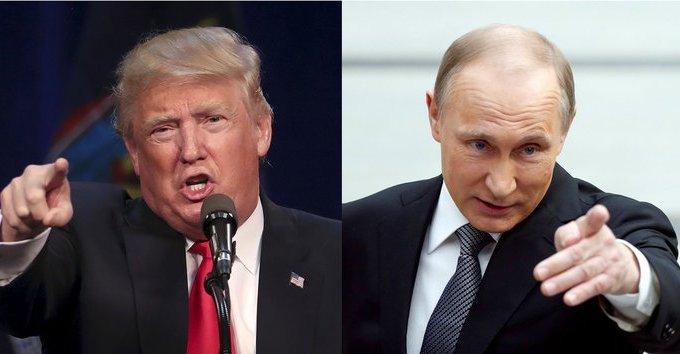 Tiêu điểm - TT Putin -  ông Trump sẽ là cặp bài trùng hoàn hảo 'trị' Triều Tiên?