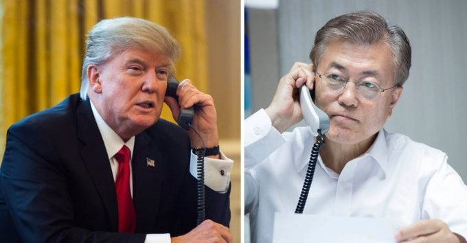 Tiêu điểm - Tổng thống Trump điện đàm với Tổng thống Moon về hội nghị Mỹ-Triều