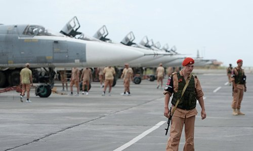 Quân sự - Syria: Hé lộ điểm yếu đáng lo của căn cứ quân sự Nga