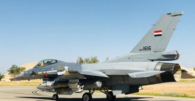 Quân sự - Syria: Iraq bất ngờ giáng đòn không kích 'chí tử' vào IS