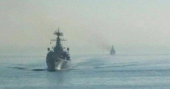 Quân sự - Syria: Nga điều hai tàu chiến đến Tartus giữa căng thẳng