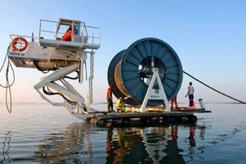 Thủ thuật - Tiện ích - Cáp quang biển APG tiếp tục gặp sự cố khiến internet quốc tế chập chờn