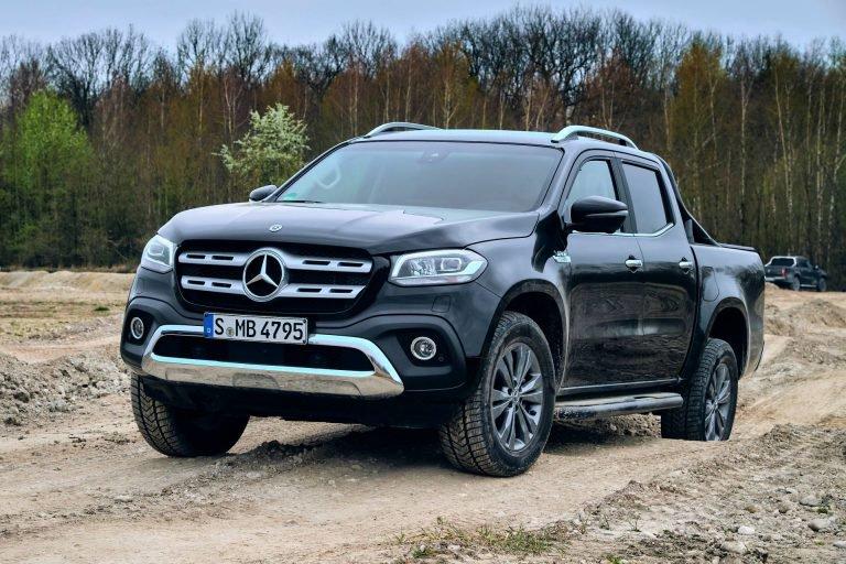 Thị trường xe - Mercedes-Benz khai tử X-Class, từ bỏ mộng bán tải hạng sang