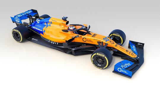 Thị trường xe - Khám phá công nghệ sơn độc đáo của siêu xe công thức 1 McLaren