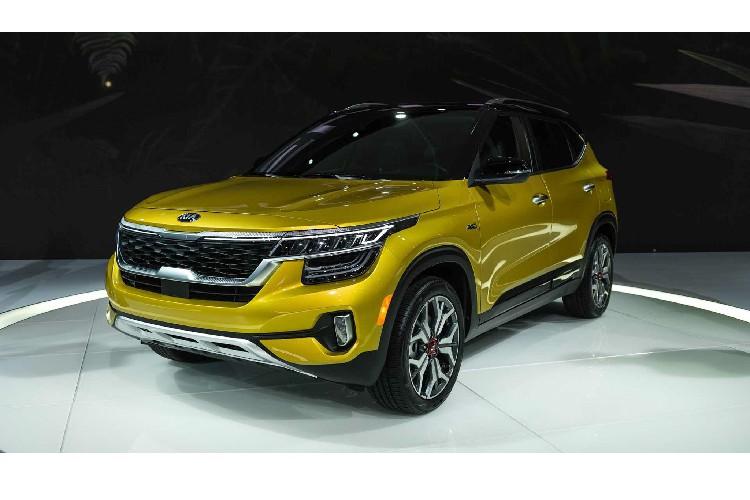 Thị trường xe - Chi tiết Kia Seltos mới, 'đối thủ' Ford EcoSport và Honda HR-V