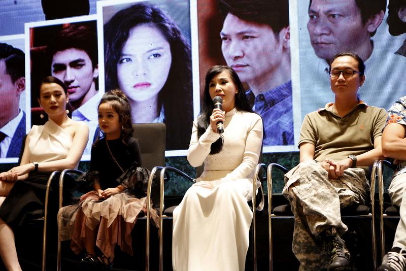 Giải trí - NSND Lan Hương hóa mẹ chồng ghê gớm trong phim 'Ngược chiều nước mắt' (Hình 8).