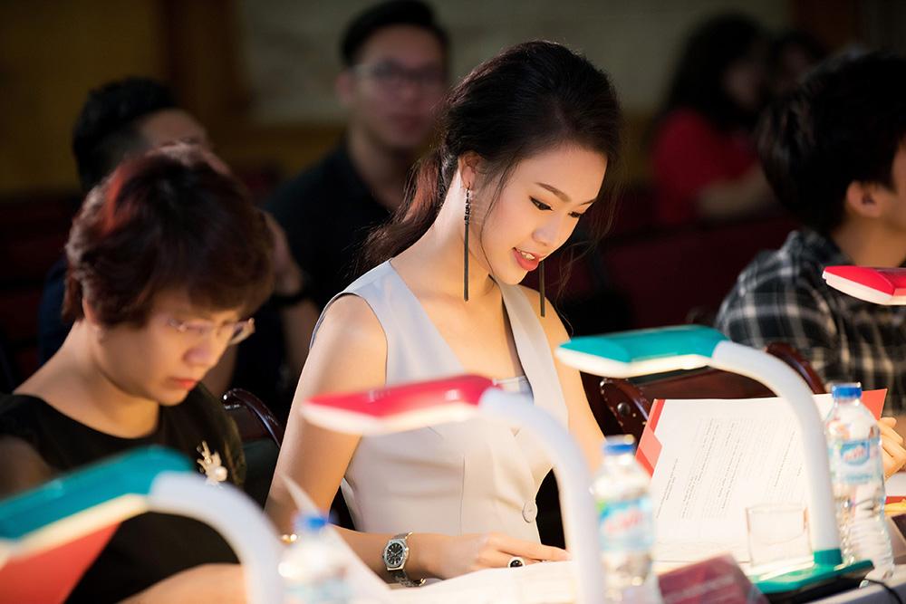Ngôi sao - Ngọc Vân và Miss Ngoại thương: năm trước thí sinh, năm sau giám khảo (Hình 3).