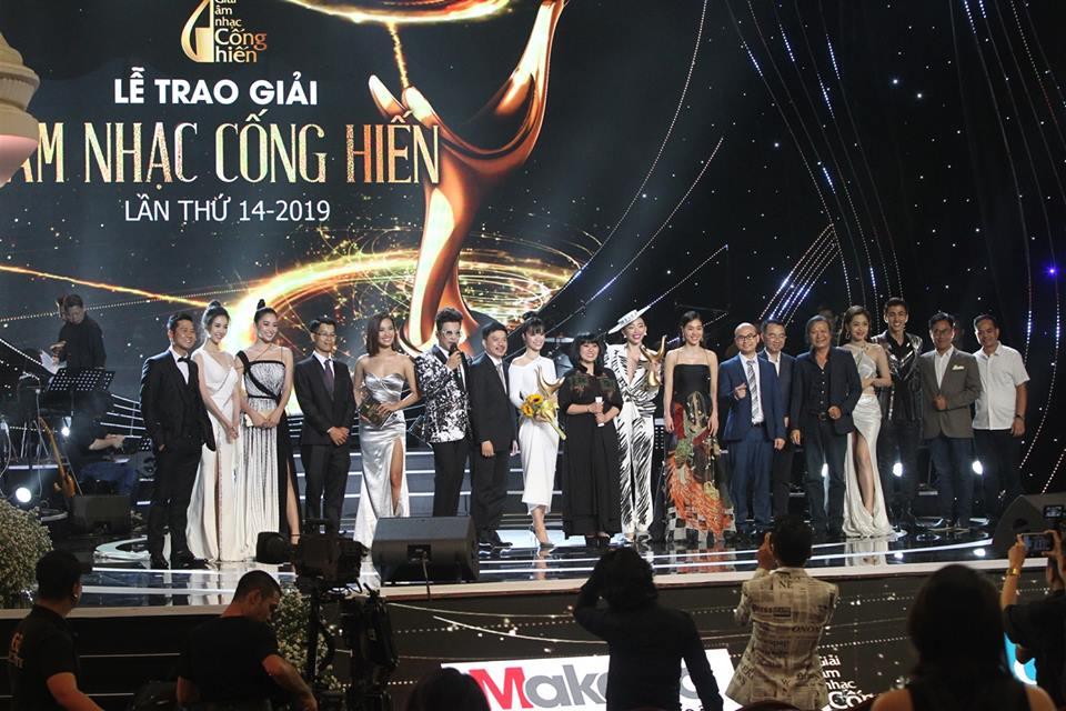 hien1 - Giải Âm nhạc Cống hiến 2020: Đời tư của các nghệ sĩ không ảnh hưởng đến đánh giá của BTC