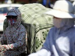 Đời sống - Cách đi giữa trời nắng nóng không sợ say nắng (Hình 2).