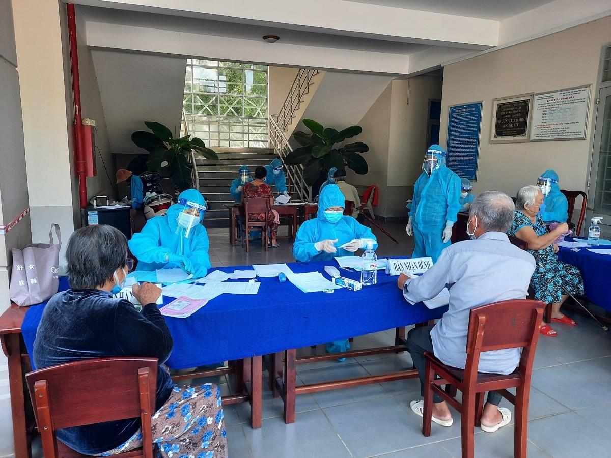 Sự kiện - Trong ngày, 107 bệnh nhân khỏi Covid-19 được xuất viện ở Bà Rịa-Vũng Tàu