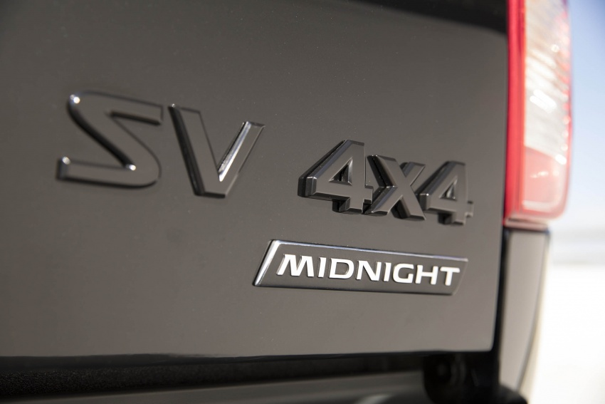 Xe++ - Đón Nhật thực, Nissan tung bộ đôi đặc biệt Midnight Edition (Hình 9).