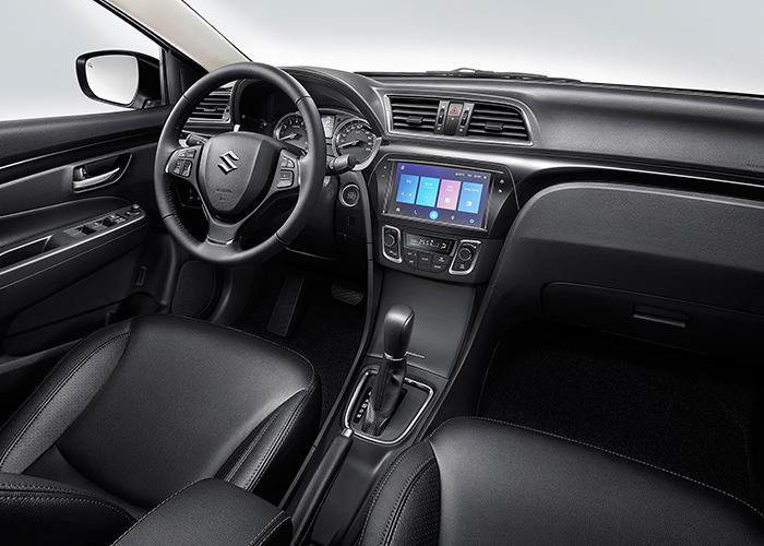 Xe++ - Sedan Suzuki Ciaz 2017 công bố giá bán tại Trung Quốc (Hình 4).