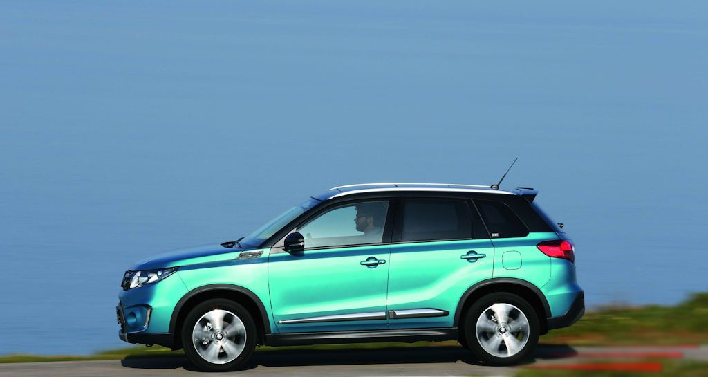 Xe++ - Suzuki Vitara 2018 giá 415,77 triệu đồng tới Philippines (Hình 2).