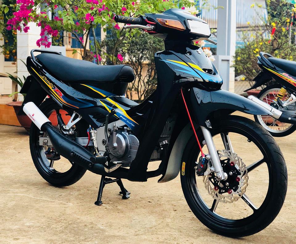 Thú chơi xe - 'Huyền thoại hai kỳ' Suzuki Sport 2000 lên đời giá trăm triệu