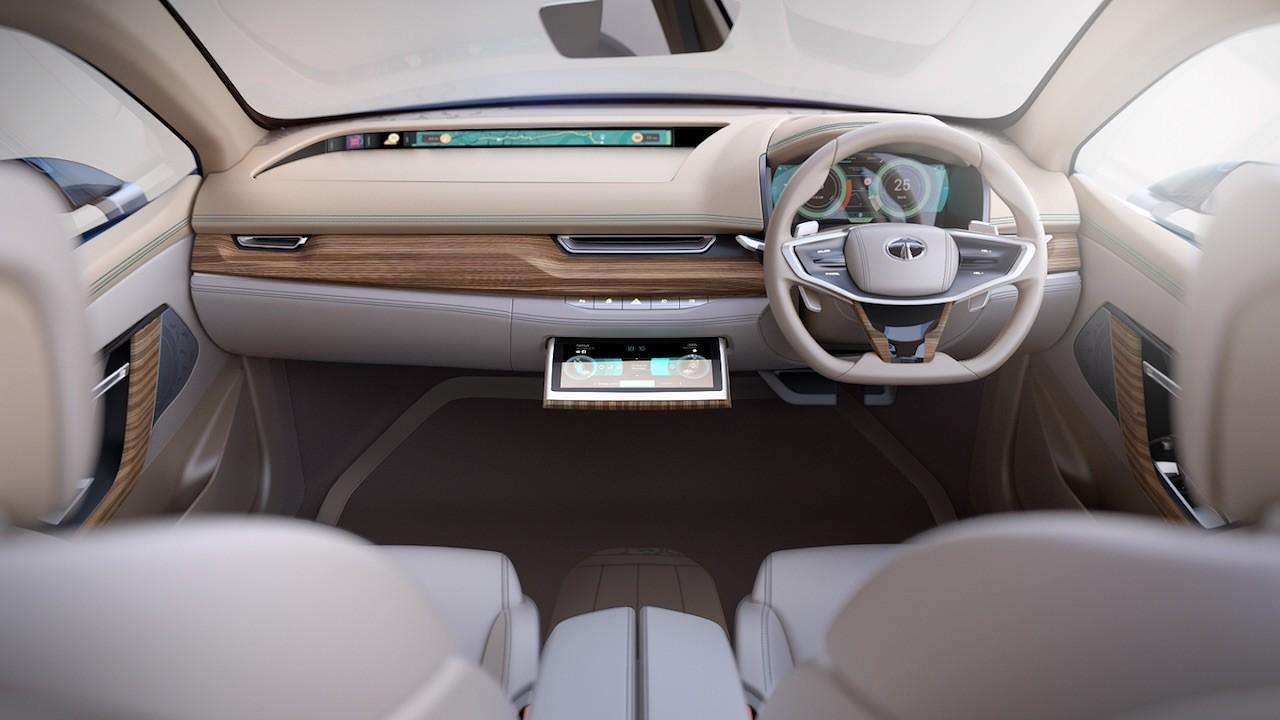 Thị trường xe - Xem trước Tata Evision - 'Tân binh' đấu Mazda3, Hyundai Elantra (Hình 8).
