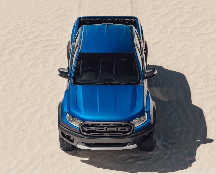 Thị trường xe - Ford Ranger Raptor 2019 sắp ra mắt tại Anh, giá dự kiến 1,2 tỷ đồng (Hình 4).