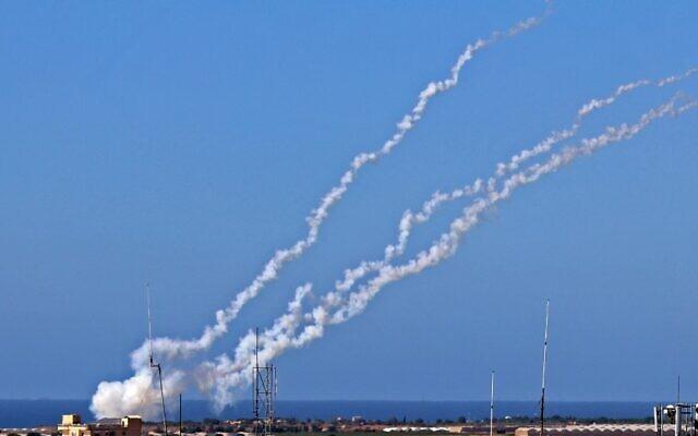 کانون - 50 جنگنده اسرائیلی وارد نبرد شدند ، زرادخانه حماس در غزه منهدم شد (شکل 5).