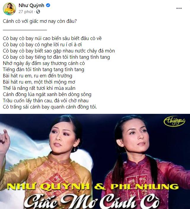 Văn hoá - Đàm Vĩnh Hưng, Bằng Kiều bày tỏ tiếc thương Phi Nhung (Hình 3).