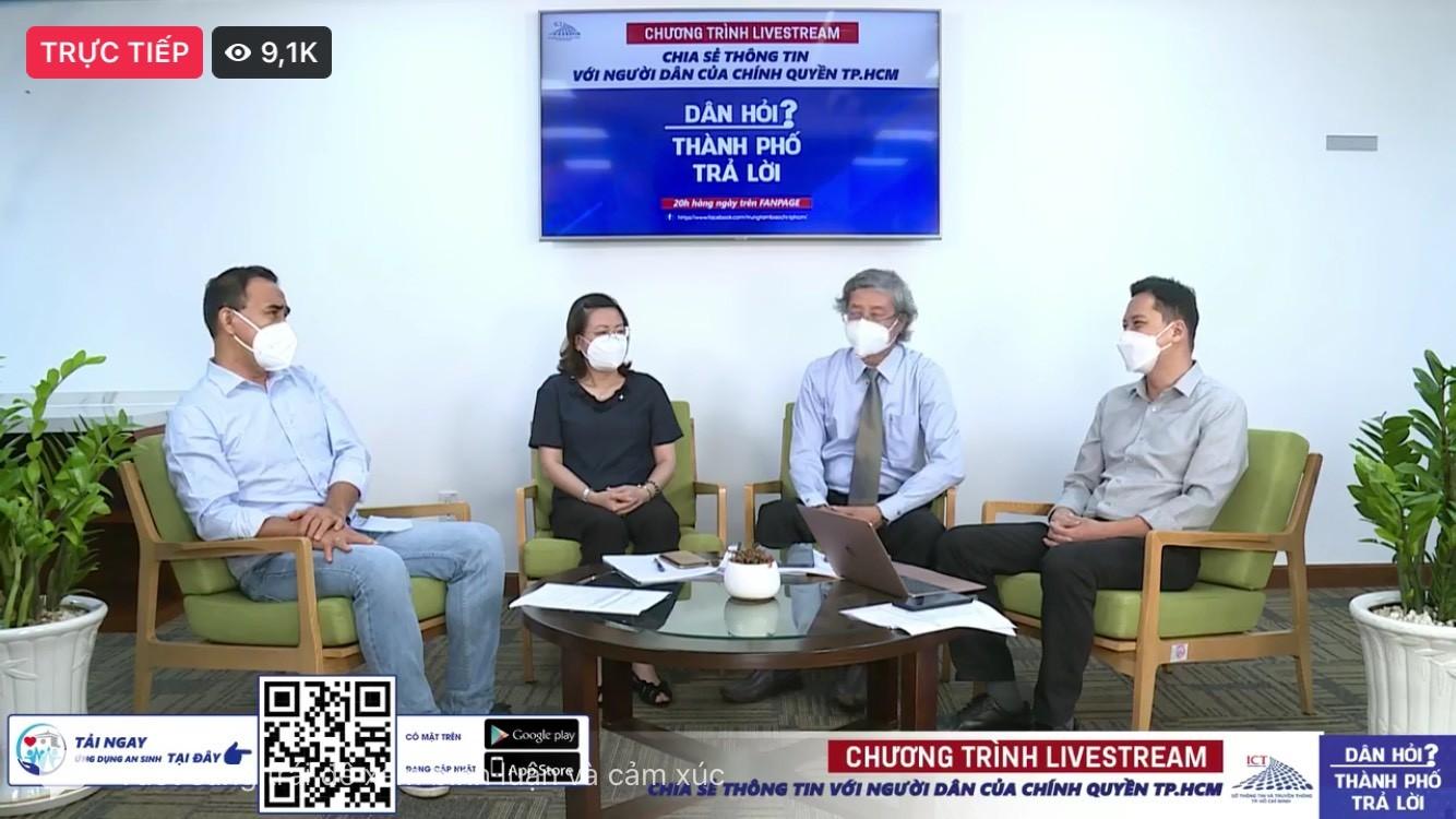 Sự kiện - Phương án sau giãn cách cho TP.Hồ Chí Minh