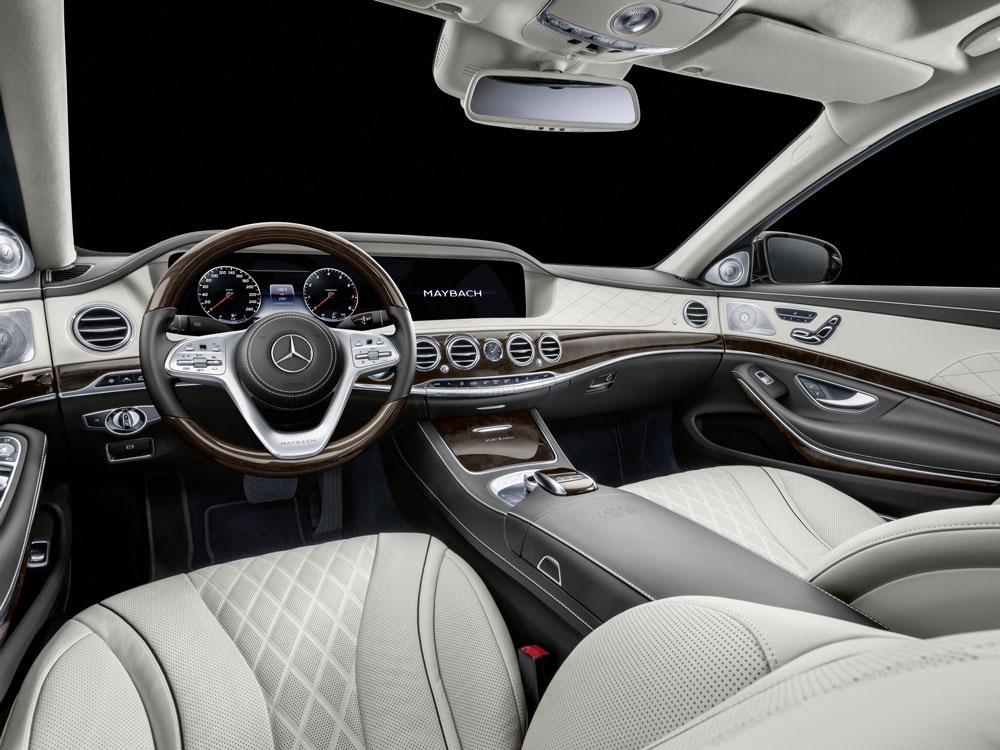 Thị trường xe - Mercedes-Maybach Pullman 2019: Xe sang cho nhà giàu lộ diện (Hình 2).