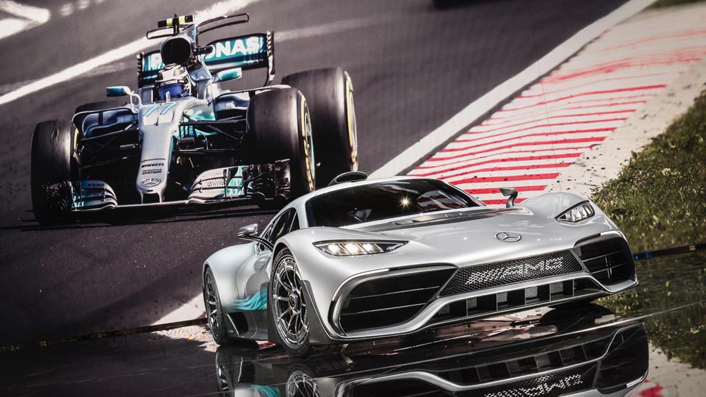 Thị trường xe - Mercedes AMG Project One: Động cơ F1, mạnh 1000 mã lực và có giá 'chỉ' 60 tỷ đồng (Hình 5).