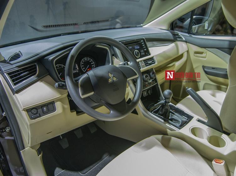 """Đánh giá xe - """"Tân binh"""" Mitsubishi Xpander giá từ 550 triệu đồng có làm nên chuyện? (Hình 3)."""