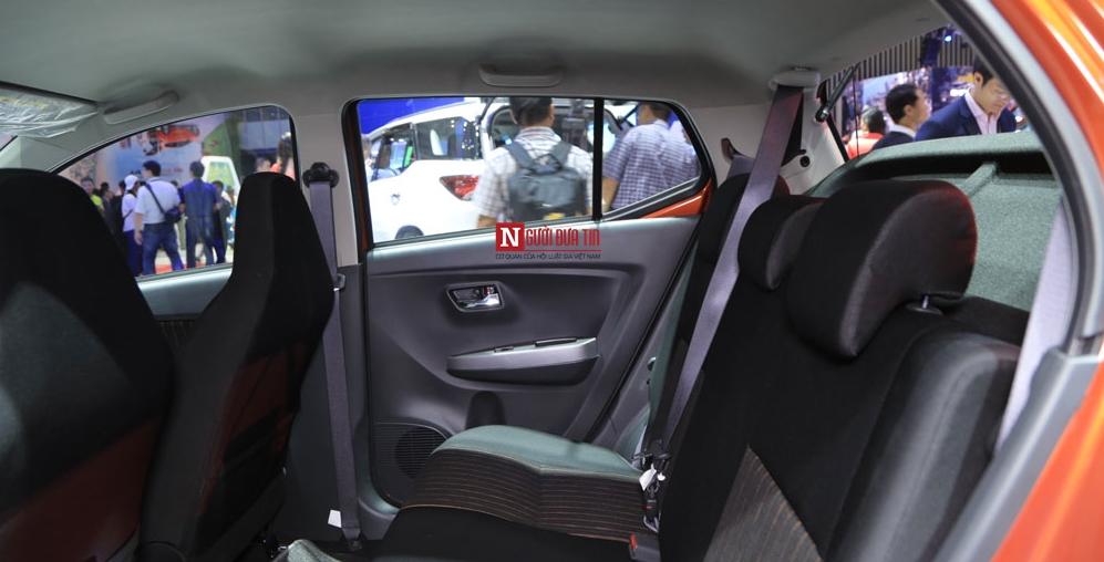 Đánh giá xe - Toyota Wigo cập bến Việt Nam: 'Chuyến tàu muộn' có làm nên lịch sử? (Hình 6).