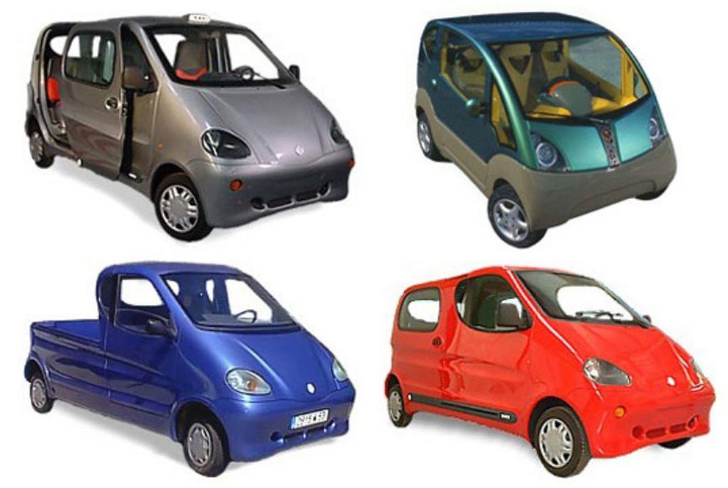 Thị trường xe - Xe hơi chạy bằng khí nén có gì đặc biệt?