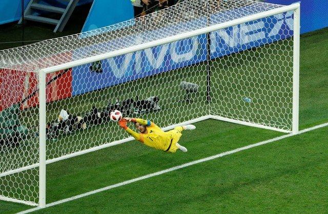Toàn cảnh trận đấu bán kết Pháp vs Bỉ: