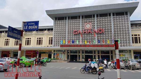 Xã hội - Thủ tướng yêu cầu thận trọng trong quy hoạch xây dựng ga Hà Nội