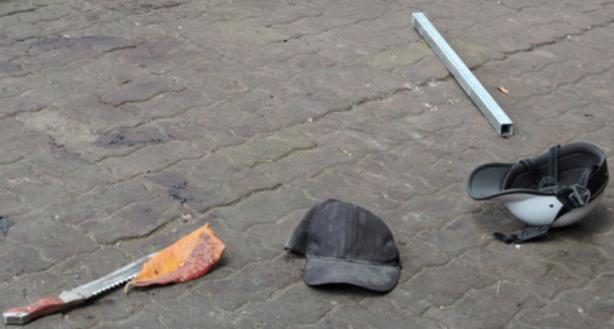 An ninh - Hình sự - Bị côn đồ truy sát, 1 người nhập viện trong tình trạng nguy kịch