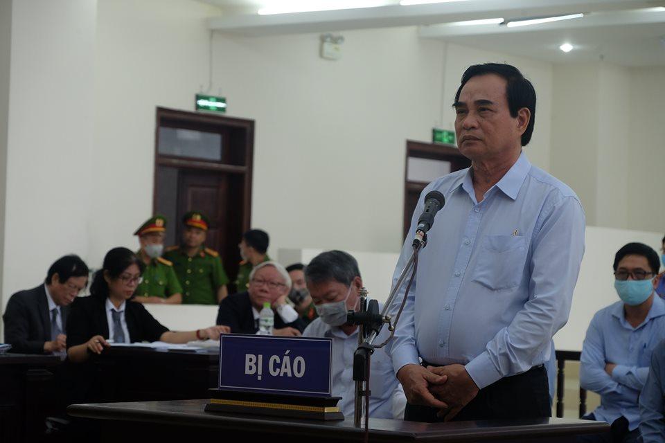 Cựu Chủ tịch TP.Đà Nẵng Văn Hữu Chiến kêu oan về cả hai tội