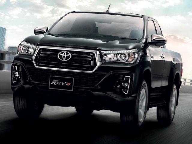 Đánh giá xe - Đánh giá xe bán tải Toyota Hilux 2018