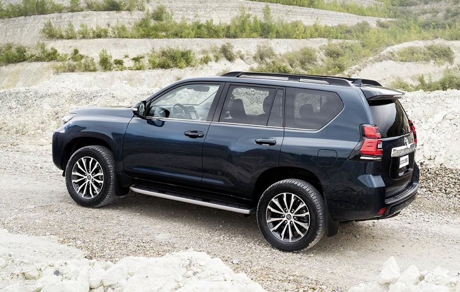 Xe++ - Toyota Prado 2018 nâng cấp gì để đấu Ford Explorer? (Hình 3).