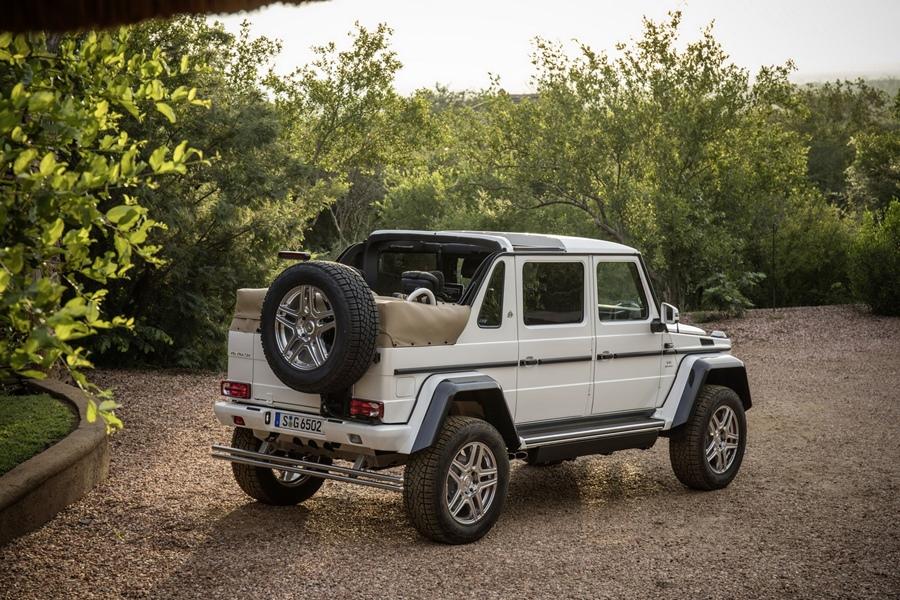Xe++ - Cơ hội sở hữu hàng hiếm Mercedes-Maybach G 650 Landaulet (Hình 2).