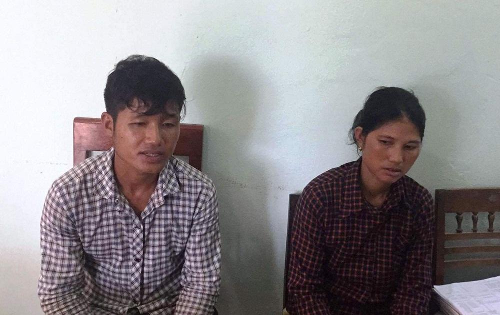 Pháp luật - Bắt 4 đối tượng lừa bán phụ nữ qua Trung Quốc lấy 260 triệu đồng