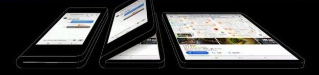 Sản phẩm - Samsung gây choáng ngợp với màn ra mắt điện thoại gập màn hình (Hình 3).