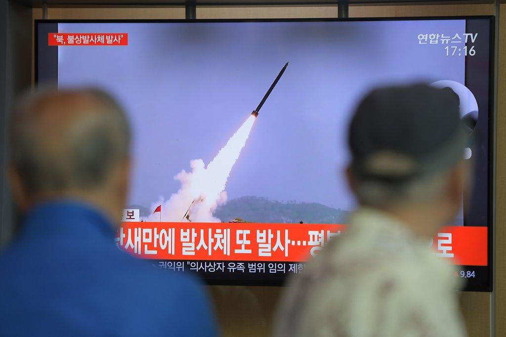 Tiêu điểm - Hàn Quốc thông báo Triều Tiên phóng hai tên lửa đạn đạo tầm ngắn