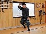 Cộng đồng mạng - Clip: Gặp gỡ người đàn ông đầu tiên trên thế giới có bằng nghiên cứu về Ninja