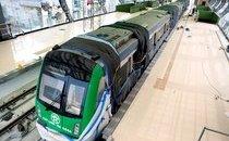 Dân sinh - Hình ảnh dang dở dự án đường sắt Cát Linh – Hà Đông sau ngày chạy thử nghiệm