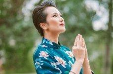 Hoa hậu Cao Thuỳ Dương bất ngờ kể chuyện ăn chay trường nhiều năm, tiết lộ việc
