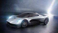 Thị trường xe - Mãn nhãn với hình ảnh đẹp hớp hồn của siêu xe Aston Martin Valhalla